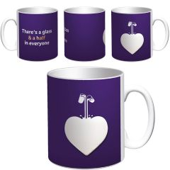 Dairy Milk Heart Mug