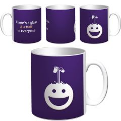 Dairy Milk Smiley Mug