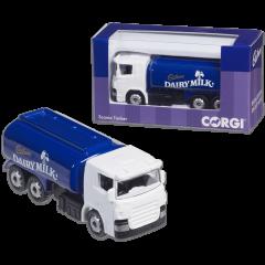 Dairy Milk Corgi Tanker