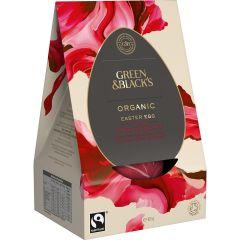 G&B Organic Dark Chocolate Egg 165g