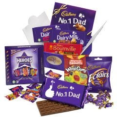 Cadbury Father's Day Chocolate Gift