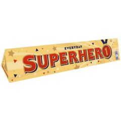 Every Day Super Hero Toblerone Bar