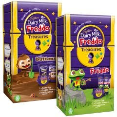 Cadbury Dairy Milk Treasures Egg Twin Pack