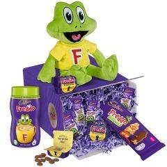 Cadbury Freddo Toy & Chocolate Gift