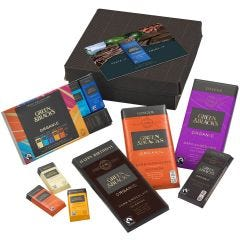 G&B Birthday Dark Chocolate Gift