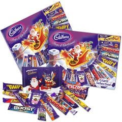 Cadbury Giant Selection Box Twin Pack