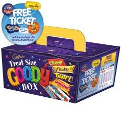 Cadbury Treatsize Goody Box