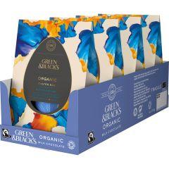G&B Organic Milk Collection Egg 345g (Box of 4)