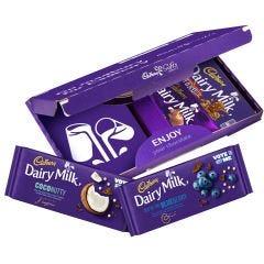 Cadbury Dairy Milk Postal Inventor Box