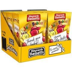 Maynards Bassetts Jelly Babies Carton (Box of 6)