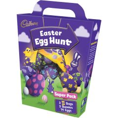 Cadbury Egg Hunt Super Pack 342g