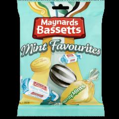 Maynards Bassett's Mint Favourites 192g