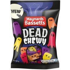 Maynards Bassetts Dead Chews 162g Halloween Sweets Bag