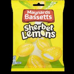 Maynards Bassett's Sherbet Lemons 192g