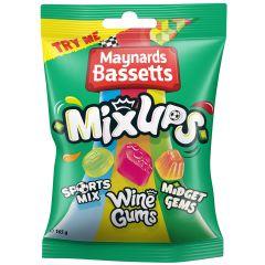Maynards Bassetts Mix Ups Bag 165g