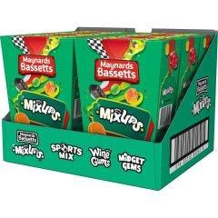 Maynards Bassetts Mix Ups Carton 400g (Box of 6)