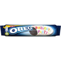 Oreo Birthday Party Biscuits 154g (Box of 16)