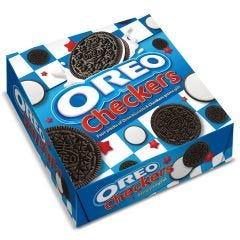 Oreo Checkers Board Game Gift Box