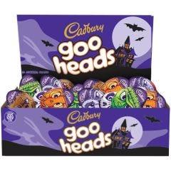 Cadbury Goo Heads Eggs 40g (Box of 48)