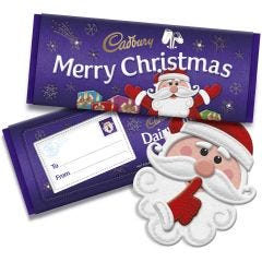 Secret Santa Dairy Milk Bar 360g