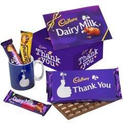 Thank You Chocolate & Mug Set