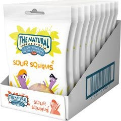 TNCC Sour Squirms Bag 160g  (Box of 10)