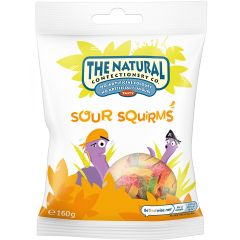 TNCC Sour Squirms Bag 160g