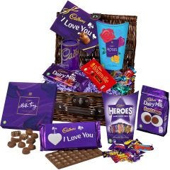 Cadbury Love Chocolate Basket