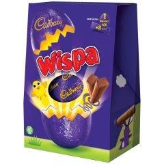 Cadbury Wispa Easter Egg 249g (Box of 6)