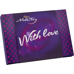 With Love Milk Tray 530g