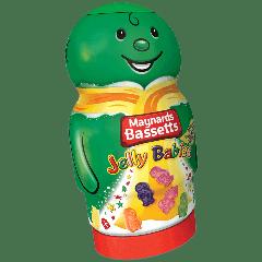 Jelly Babies Novelty Boy Jar 495g