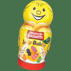 Jelly Babies Novelty Girl Jar 495g