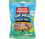Maynards Bassetts Fizzy Fish Bag 160g