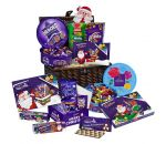 Cadbury Christmas Chocolate Magic Basket