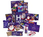 Cadbury Christmas Gold Gift Box