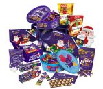 Cadbury Christmas Hamper - Large