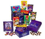 Cadbury Deluxe Thank You Hamper