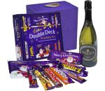 Cadbury Christmas Selection Box & Prosecco Gift