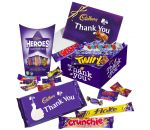 Cadbury Chocolate Thank You Teacher Gift