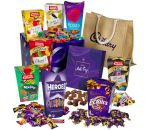 Cadbury Chocolate & Sweets Sharing Hamper- Large