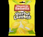 Maynards Bassetts Lemon Sherberts 192g Bag