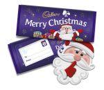 Secret Santa Dairy Milk Christmas Bar 360g