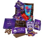 cadbury Thinking of You Chocolate Basket