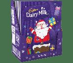Dairy Milk Advent Calendar 90g (Box of 12)
