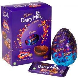 Cadbury Ultimate Daim Egg (8g)