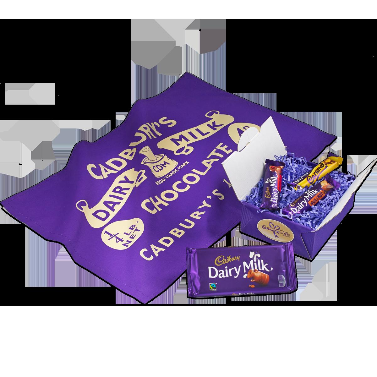 Chocolates Dairy Milk Gift Box
