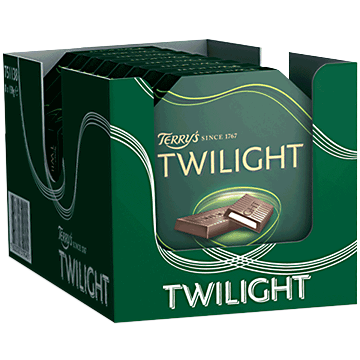 Chocolates Terry's Twilight Mints 150g (Box of 8)