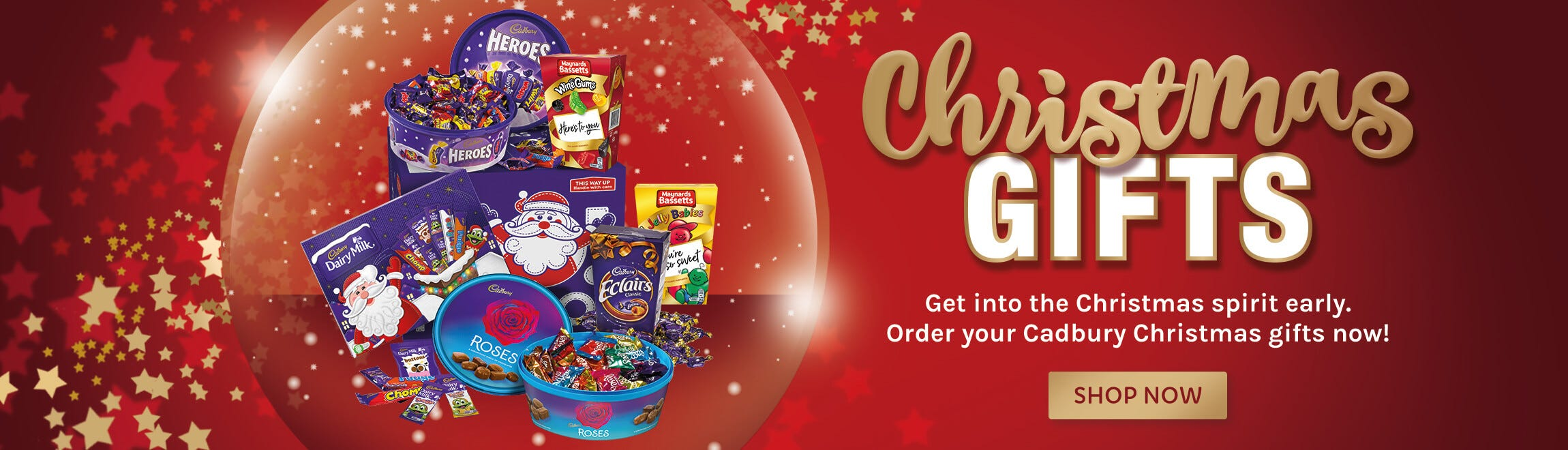 Cadbury Christmas Gifts & Hampers