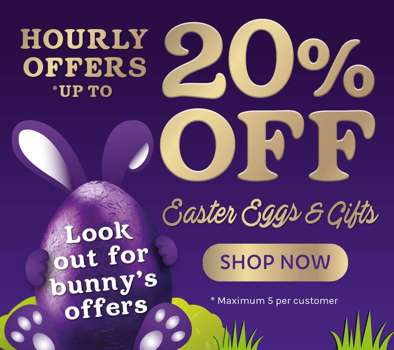 Cadbury Easter Deals & Offers