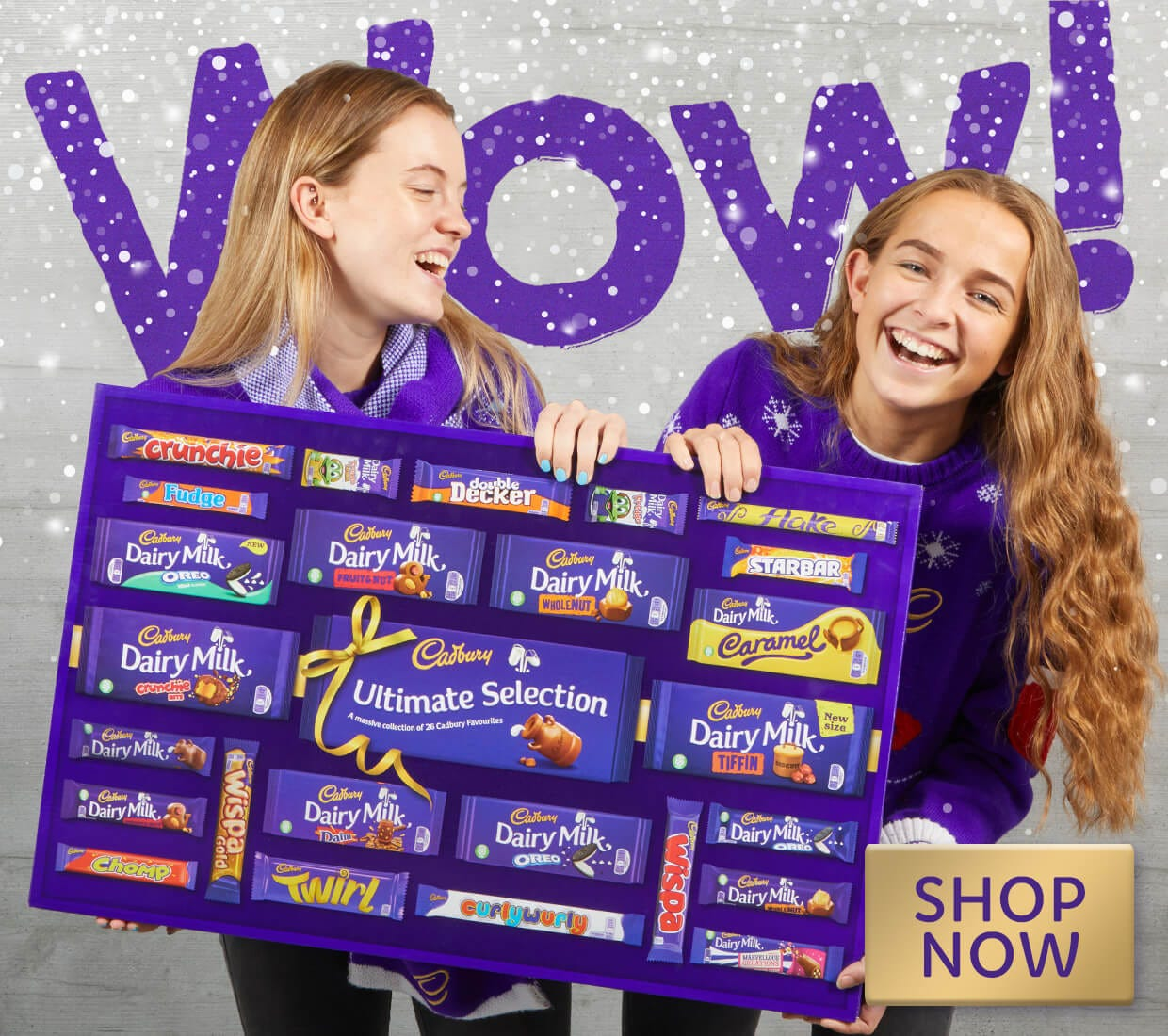 Cadbury Gifts Selection Boxes